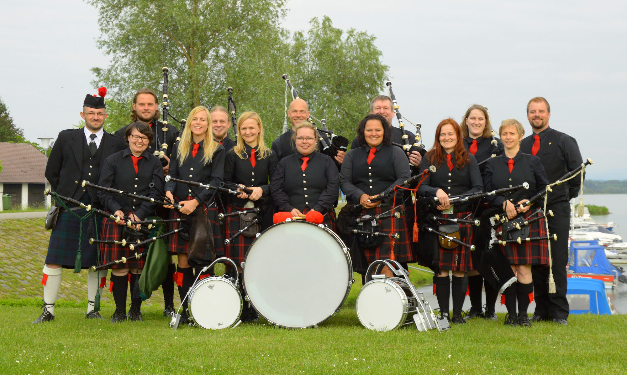 Hellmountain Pipeband